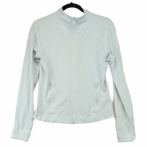 Lululemon White Forme Jacket